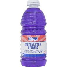 how to produce methylated spirit